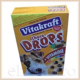 Drops ciocolata pentru caine - recompense caine cu ciocolata