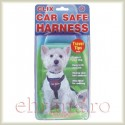 Centura CAR SAFE small - ham + centura de siguranta caini