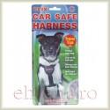 Centura CAR SAFE medium size - ham + centura de siguranta caini mijlocii