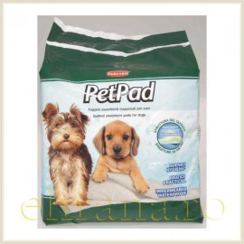 PetPad 10buc, covoras igienic absorbant 60x60 cm