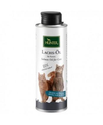 Ulei de somon pentru pisici, Icelandic, 250 ML