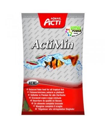 Hrana pentru pesti, Aquael, Actimin, 10 G