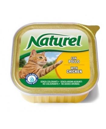 Hrana umeda pentru pisici pate, Naturel, Pui,...