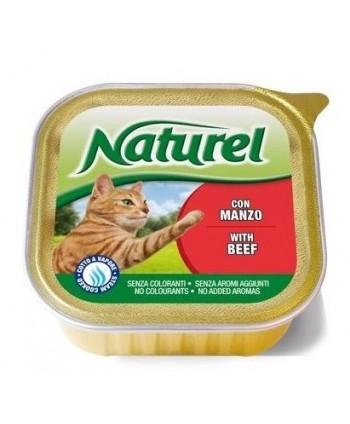 Hrana umeda pentru pisici pate, Naturel, Vita,...