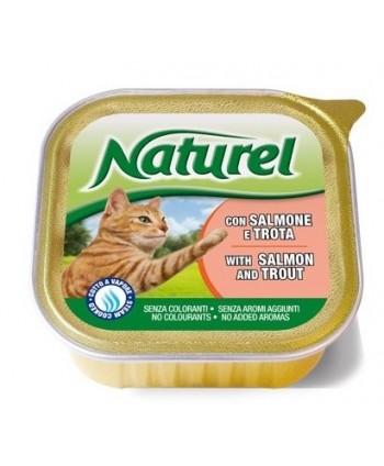 Hrana umeda pentru pisici pate, Naturel,...