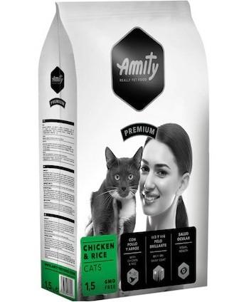 Hrana uscata pentru pisici,...