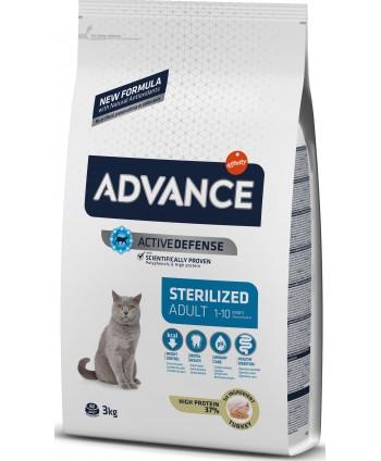 Hrana uscata pisici, Advance, Adult Sterilizat,...