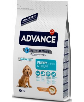 Hrana uscata catei,  Advance, Medium Puppy...
